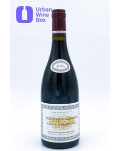 """Nuits-Saint-Georges Rouge 1er Cru """"Clos de la Maréchale"""" 2016 750 ml (Standard)"""