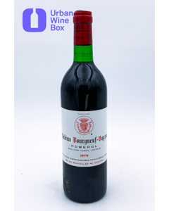 Bourgneuf-Vayron 1979 750 ml (Standard)