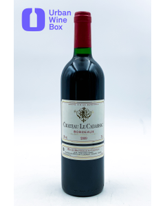 Le Cadarsac 2009 750 ml (Standard)