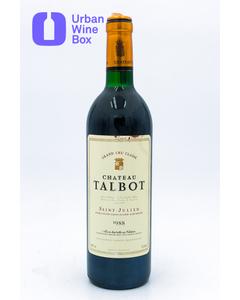 1988 Talbot Chateau Talbot