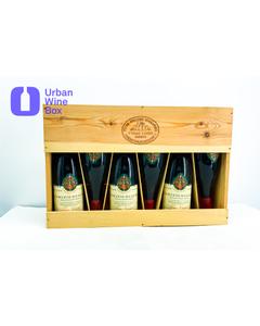 "Bourgogne Rouge ""Confrérie des Chevaliers du Tastevin"" 1988 750 ml (Standard)"