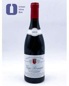 """Vosne-Romanée """"La Colombière"""" 2019 750 ml (Standard)"""