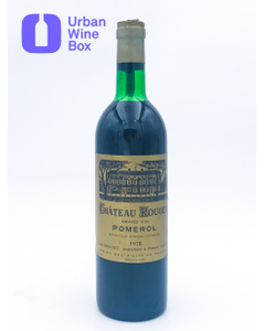 1978 Rouget Château Rouget