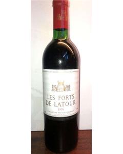 Les Forts de Latour 1970 750 ml (Standard)