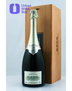 "Vintage Blanc de Blancs ""Clos du Mesnil"" 2002 750 ml (Standard)"