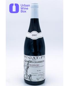 Mazoyeres-Chambertin Grand Cru 2007 750 ml (Standard)