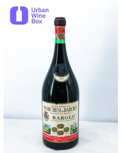 Barolo 1967 3000 ml (Double Magnum / Jerobaom)