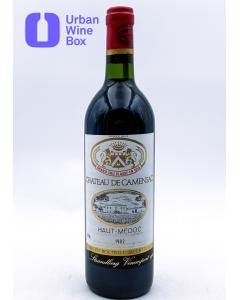 Camensac 1982 750 ml (Standard)