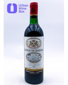 Camensac 1981 750 ml (Standard)