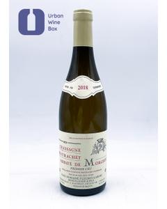 "Chassagne Montrachet 1er Cru ""Abbaye de Morgeot"" 2018 750 ml (Standard)"