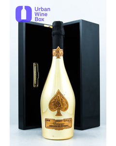 "9999 Brut ""Ace of Spades Gold"" Armand de Brignac"