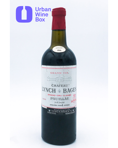 Lynch-Bages 1966 750 ml (Standard)
