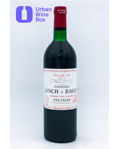 1981 Lynch-Bages Chateau Lynch-Bages