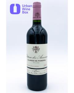 des Annereaux 2007 750 ml (Standard)