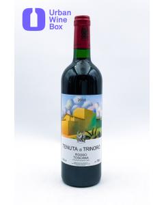 """Rosso Toscano """"Tenuta di Trinoro"""" 2018 750 ml (Standard)"""