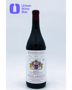 """Barolo """"Monprivato"""" 2015 750 ml (Standard)"""