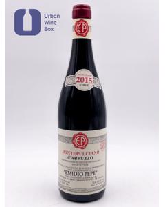 """Montepulciano d'Abruzzo """"Selezione Vecchie Vigne"""" 2015 750 ml (Standard)"""