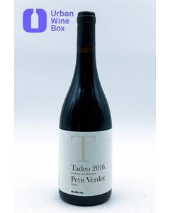 "Petit Verdot ""Tadeo"" 2016 750 ml (Standard)"