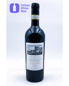 """Brunello Di Montalcino """"Piaggione"""" 2016 750 ml (Standard)"""