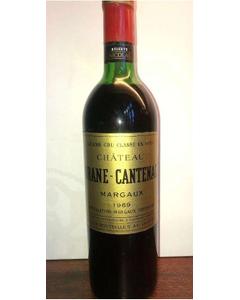 Brane-Cantenac 1969 750 ml (Standard)