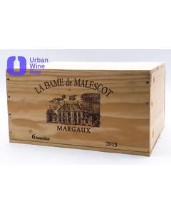 La Dame de Malescot 2015 750 ml (Standard)
