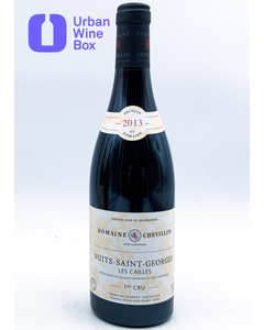 "Nuits-Saint-Georges 1er Cru ""Les Cailles"" 2013 750 ml (Standard)"