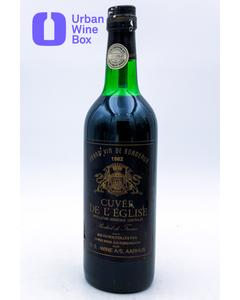Cuvée de l'Eglise 1982 750 ml (Standard)