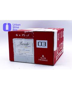 """Barolo """"Monvigliero"""" 2016 750 ml (Standard)"""