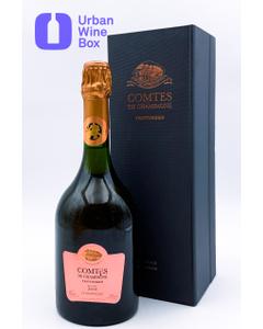 """Vintage Rosé """"Comtes de Champagne"""" 2004 750 ml (Standard)"""