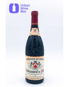 """Chateauneuf-du-Pape Rouge """"Cuvée Réservée"""" 1995 750 ml (Standard)"""