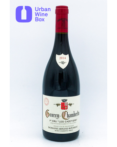 "2014 Gevrey-Chambertin 1er Cru ""Les Cazetiers"" Domaine Armand Rousseau"