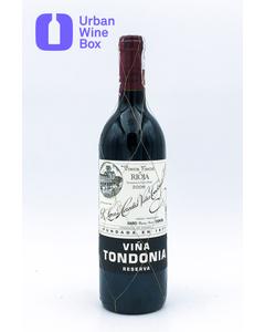 "2006 Rioja Reserva ""Viña Tondonia"" Lopez de Heredia Vina Tondonia"