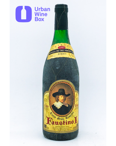 1987 Rioja Gran Reserva Faustino
