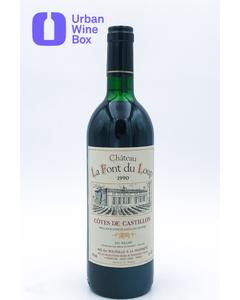 La Font du Loup 1990 750 ml (Standard)