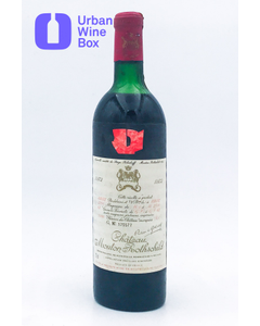 Mouton Rothschild 1972 750 ml (Standard)