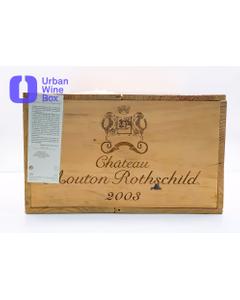 Mouton Rothschild 2003 750 ml (Standard)