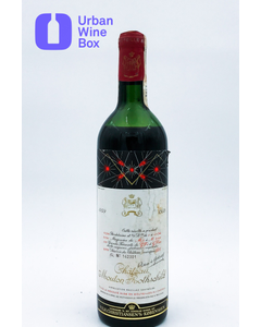 Mouton Rothschild 1959 750 ml (Standard)