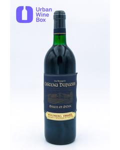 Duplessis 1993 750 ml (Standard)