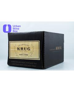 """1996 Vintage """"Dom Ruinart"""" Krug"""