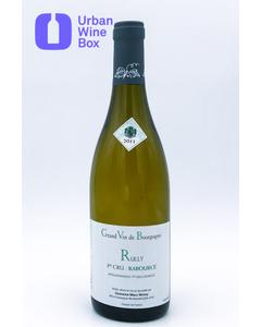 "Rully 1er Cru ""Rabourcé"" 2011 750 ml (Standard)"