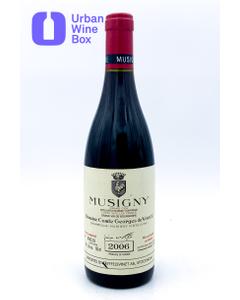 """Musigny Grand Cru """"Cuvée Vieilles Vignes"""" 2006 750 ml (Standard)"""