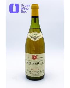 Meursault 1989 750 ml (Standard)