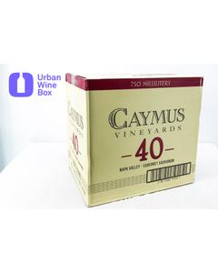"""Cabernet Sauvignon """"40th Anniversary"""" 2012 750 ml (Standard)"""