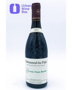 """Chateauneuf-du-Pape """"Cuvée Marie Beurrier"""" 2013 750 ml (Standard)"""