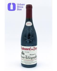 """2009 Chateauneuf-du-Pape """"La Crau"""" Domaine du Vieux Telegraphe"""