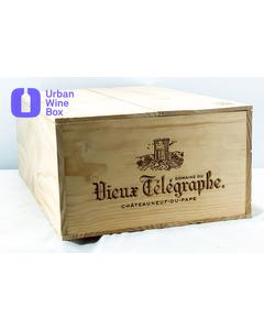 """Chateauneuf-du-Pape """"La Crau"""" 2018 750 ml (Standard)"""