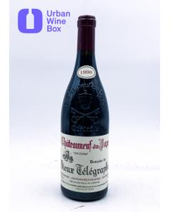 """Chateauneuf-du-Pape """"La Crau"""" 1998 750 ml (Standard)"""