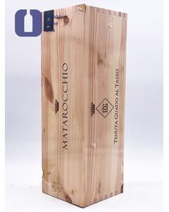 """Bolgheri Superiore """"Matarocchio"""" 2012 1500 ml (Magnum)"""