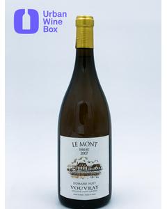 """Vouvray Demi-Sec """"Le Mont"""" 2007 750 ml (Standard)"""