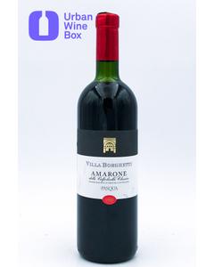 """Amarone della Valpolicella Classico """"Villa Borghetti"""" 1993 750 ml (Standard)"""